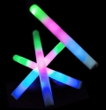 STICK LED EM ESPONJA MULTICOLOR  - 47 x 4,5 CM